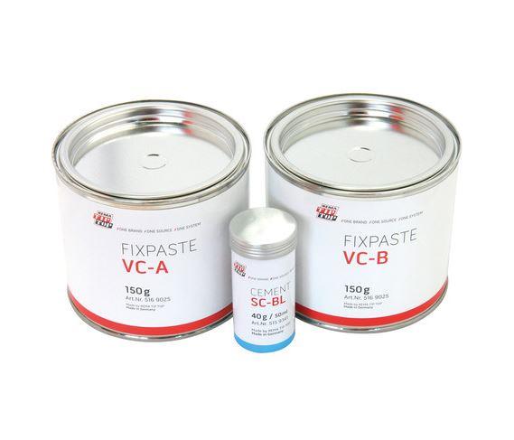 VULC COMPOUND A+B( ΜΕΙΓΜΑ Α+Β) 0,300kg