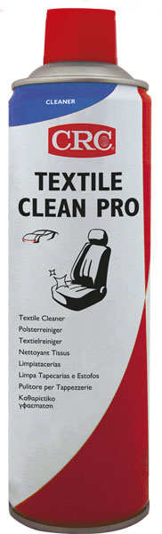 TEXTILE CLEAN PRO 500ml ΚΑΘΑΡΙΣΤΙΚΟ ΥΦΑΣΜΑΤΩΝ & ΔΕΡΜΑΤΩΝ