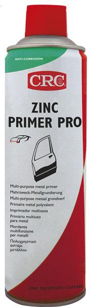 ZINC PRIMER PRO 500ml ΣΠΡΕΥ ΑΣΤΑΡΙ
