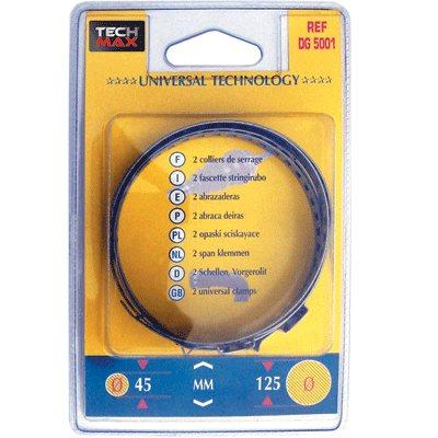 ΚΟΛΛΙΕΔΕΣ ΦΥΣΟΥΝΩΝ Φ45-125mm  (2 TEM) DG5001